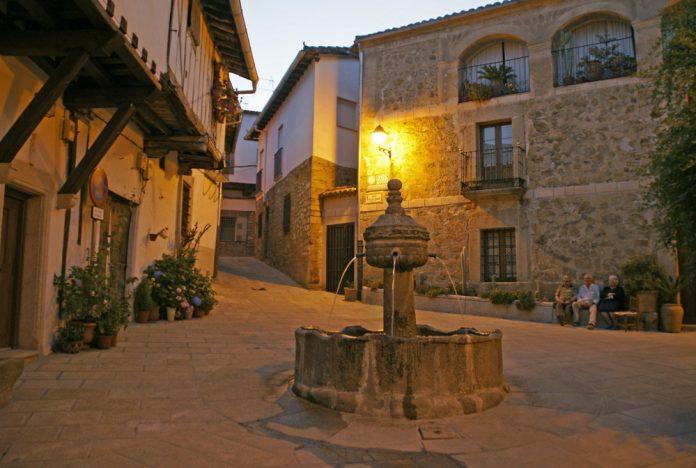 Pueblos de Cáceres, Yuste