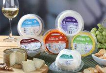 queso de cabra de Carrefour