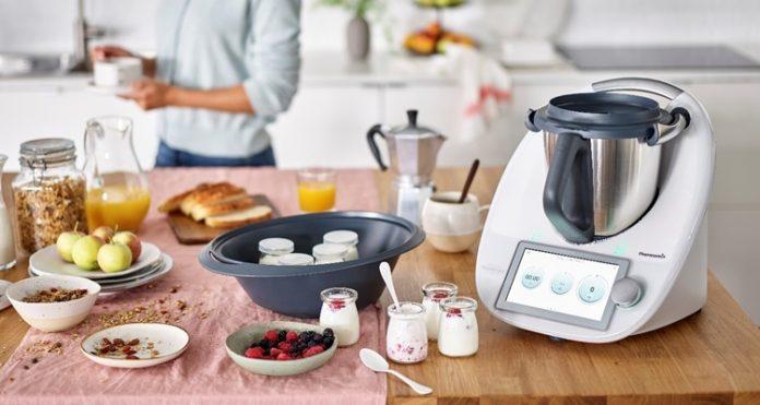 robots de cocina thermomix