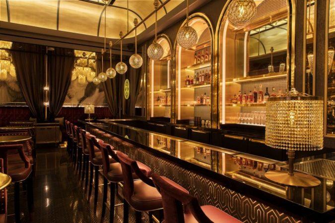 Rosina bar de Las Vegas