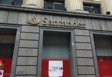 Santander cierre 211 oficinas