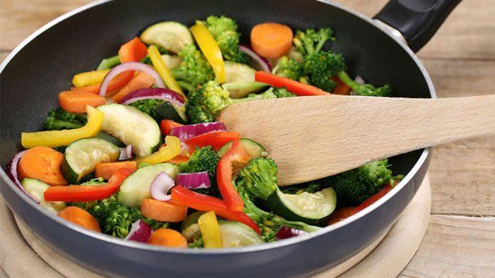 las verduras se deben de cocinar con diversos trucos