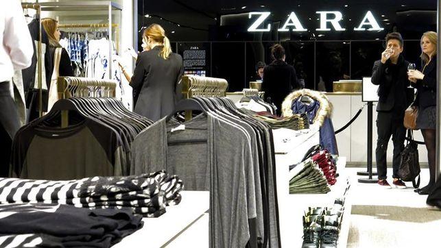 mil millones Interrupción Brillar  ✅ Estos son los sueldos de los trabajadores de Zara ➠ Merca2