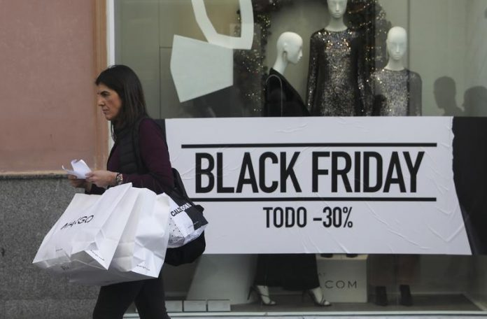 Afluencia Black Friday