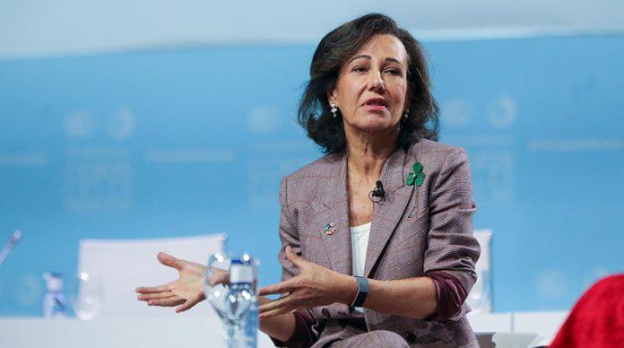 Ana Botín - Banco Santander