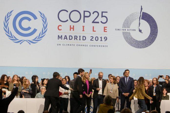 Arranca la COP25