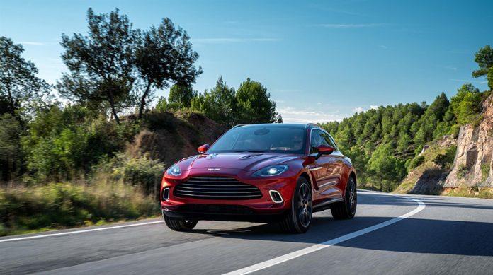 Aston Martin fábrica Gales