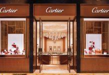 Cartier Tienda