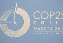 Desastre climático COP25