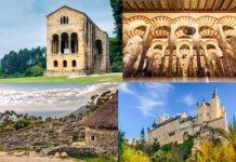 Edificios antiguos de España