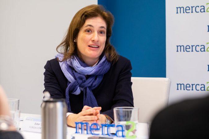 Ester Sevilla Fundacion Naturgy Pobreza Energetica
