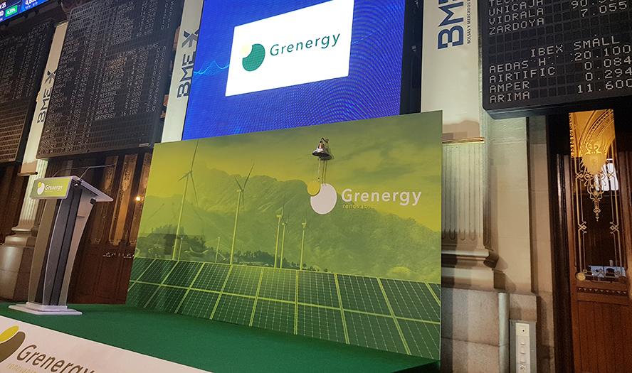 Grenergy Renovables crecerá a doble dígito en los próximos cinco años