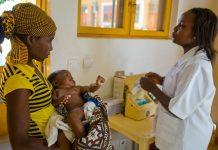 Programa de Vacunación infantil la Caixa