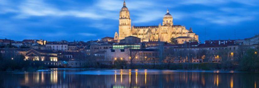 Salamanca ciudades en distintos países