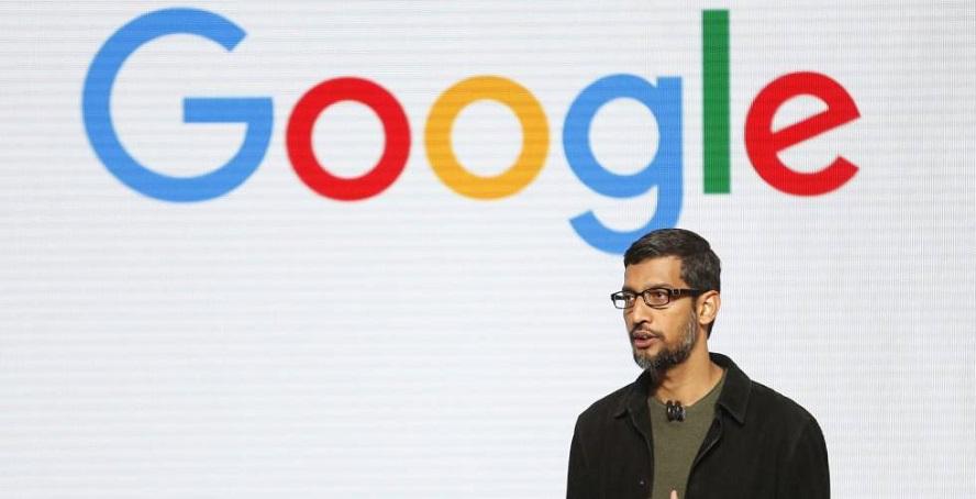 El caballero blanco de Google
