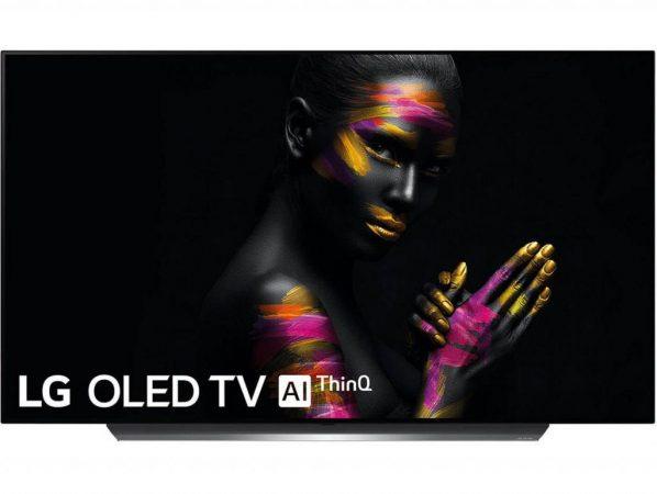 Smart TV LG OLED C9 de 65 pulgadas de oferta en Worten