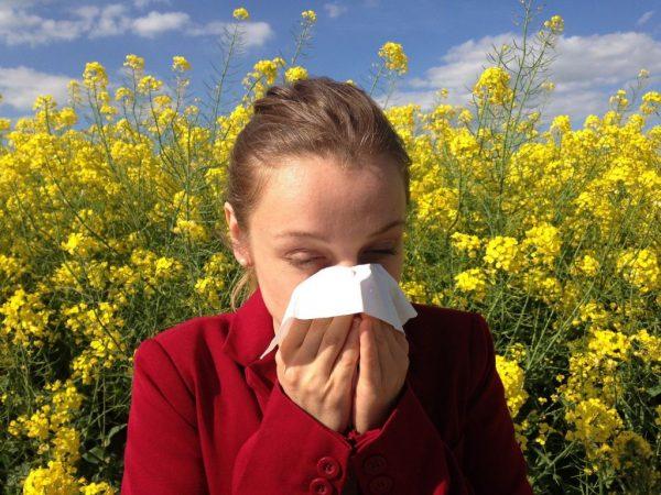 adeslas y las alergias