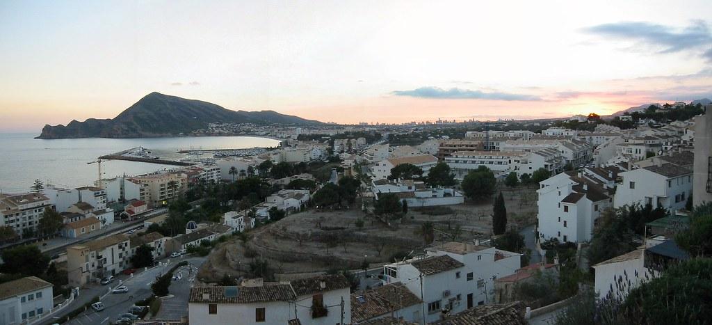 Altea, pueblos de España