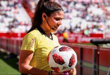 Árbitras de fútbol españolas