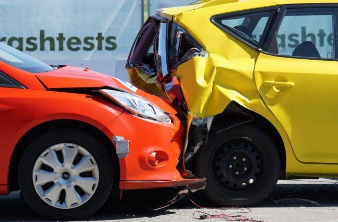 Seguro de coche: accidente