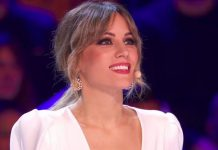 Edurne got talent