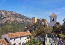 Guadalest, pueblos de Valencia
