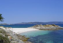 Islas Cíes de Galicia