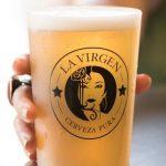 La Virgen cerveza
