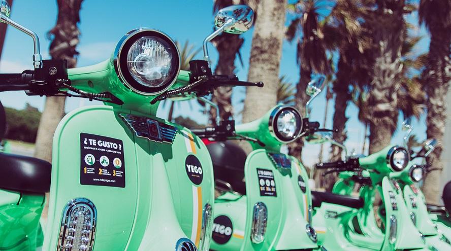 CaixaBank impulsa la movilidad sostenible en Barcelona con el apoyo a YEGO