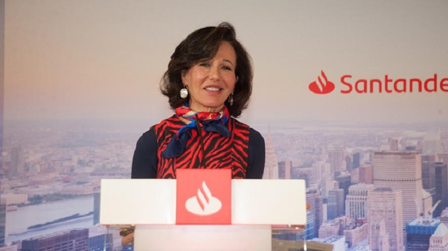 Banco Santander dispara sus beneficios hasta los 1.608 M€ gracias a la vacunación