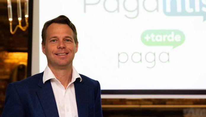 Rolf Cederström, CEO de Pagantis.