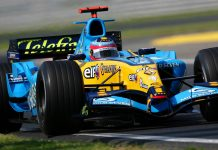 Fernando Alonso Movistar