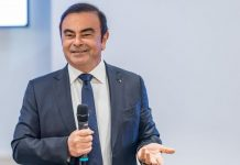 Ghosn Renault poder