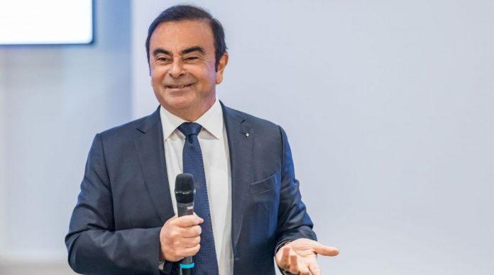 Ghosn Renault poder