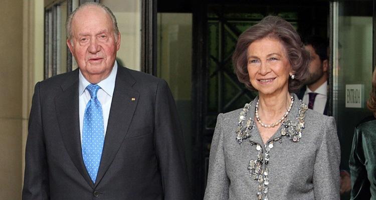 Sofía y Juan Carlos