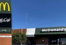 McDonald's se alía con Iberdrola y Endesa para instalar puntos de recarga rápida en sus restaurantes