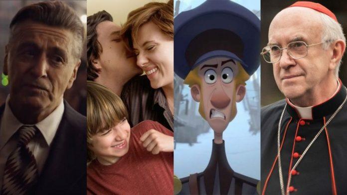 Netflix Oscar nominaciones