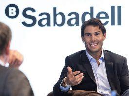 Rafael Nadal Sabadell Santander