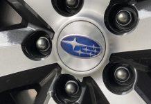 Subaru ventas 2019