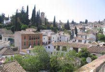 Albaicín, Granada - barrios