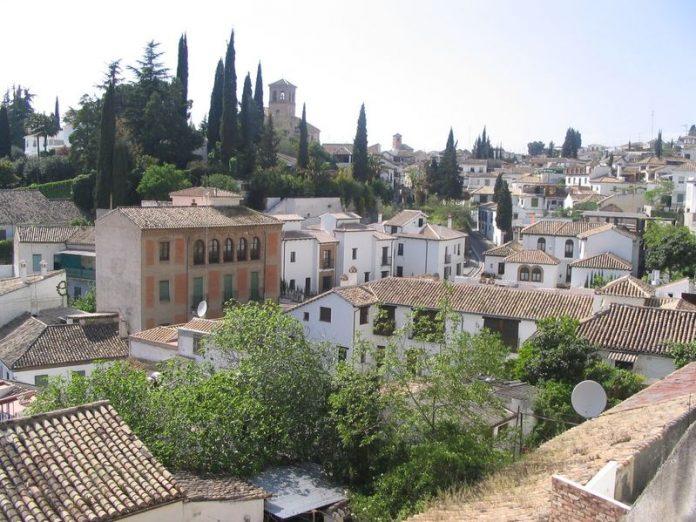 Albaicín, Granada - ciudades miradores barrios