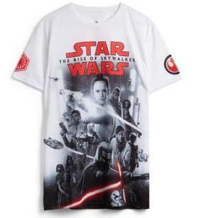 """Camiseta de Star Wars de Primark """"The Rise of Skywalker"""""""