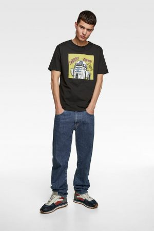 camiseta star wars zara