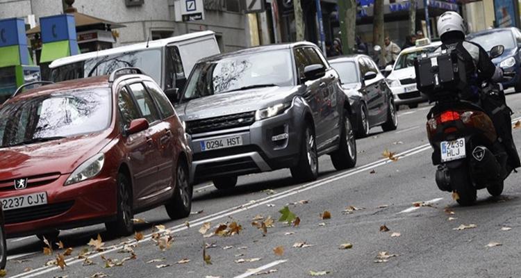 Ciudades propensas robos coches España