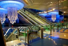 Dubai tiene una de las mejores estaciones de metro