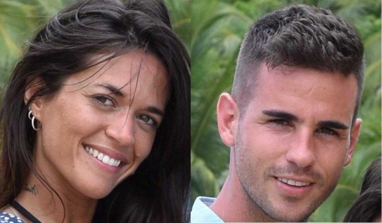 Faima y Álex