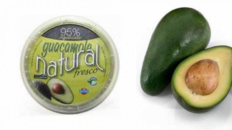 Guacamole de Mercadona
