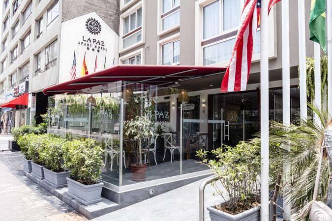 Hoteles Booking, Lima