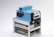 Primera cámara de fotos digital de Kodak