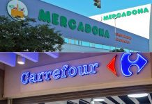 Mercadona carrefour